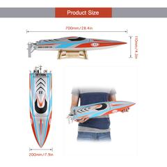 Electric ESC 70A RC Speedboat