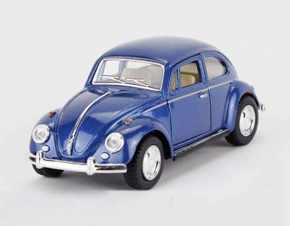 1967 VW Beetle Pullback Replica