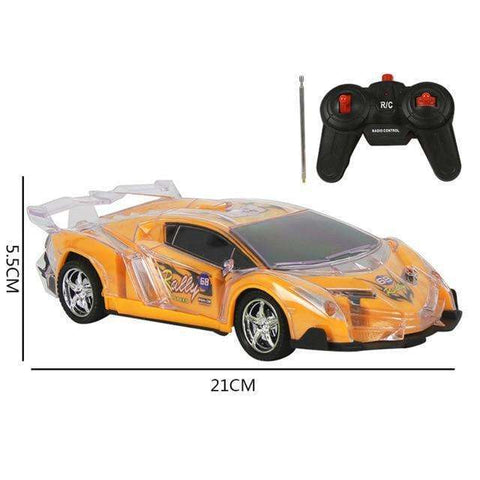 1/24 High Speed RC Racing Car w/3D Lights