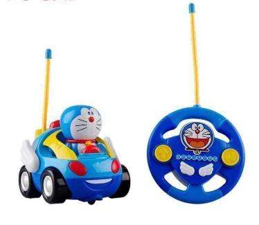 New Baby Cartoon Musical Light Up Kids RC Toy