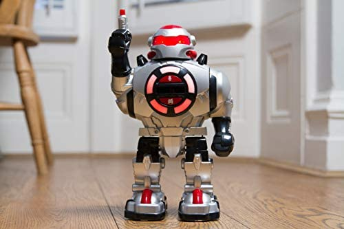 Latest 2019 Model RoboShooter Remote Control Robot Toy For Boys and Girls