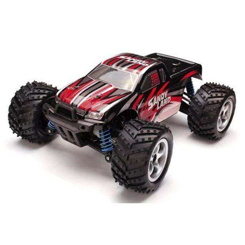 Image of 4WD Sandy Land Remote Control Monster Truck