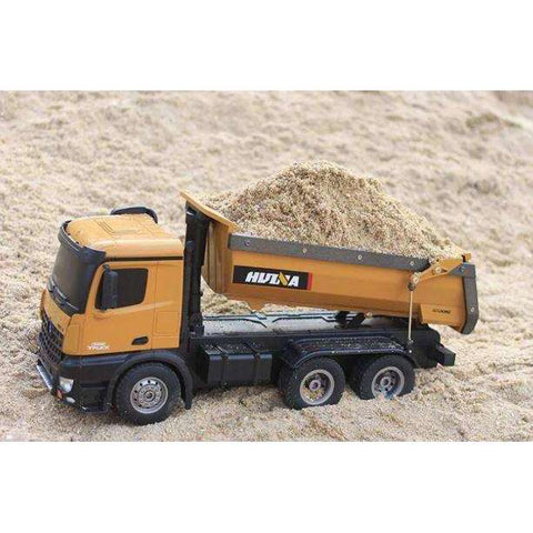 Image of Self Discharging 573 Hydraulic Remote Control Dump Truck