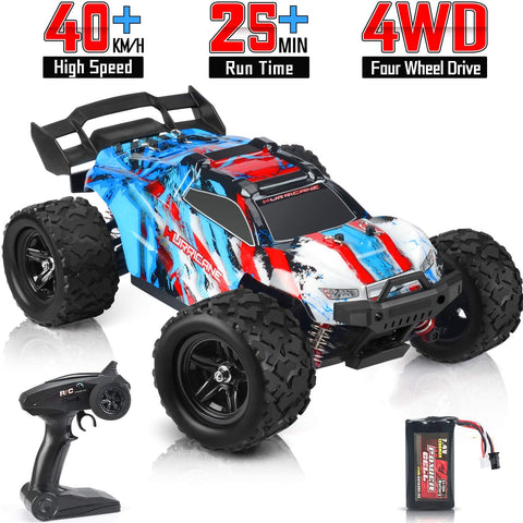 Image of kolegend RC Car Remote Control Car High Speed 40 km/h RTR RC Monster Truck 1200 mah Rechargable Battery 4WD for Adults & Kids