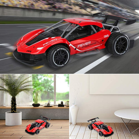 Image of Remote Control FEVER Sports RC Racing Car