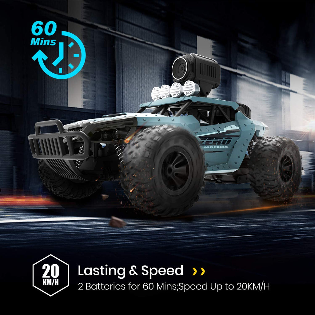 RC DE36W Remote Control Off Road Car