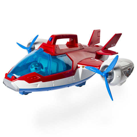 Image of Paw Patrol, Lights and Sounds Air Patroller Plane