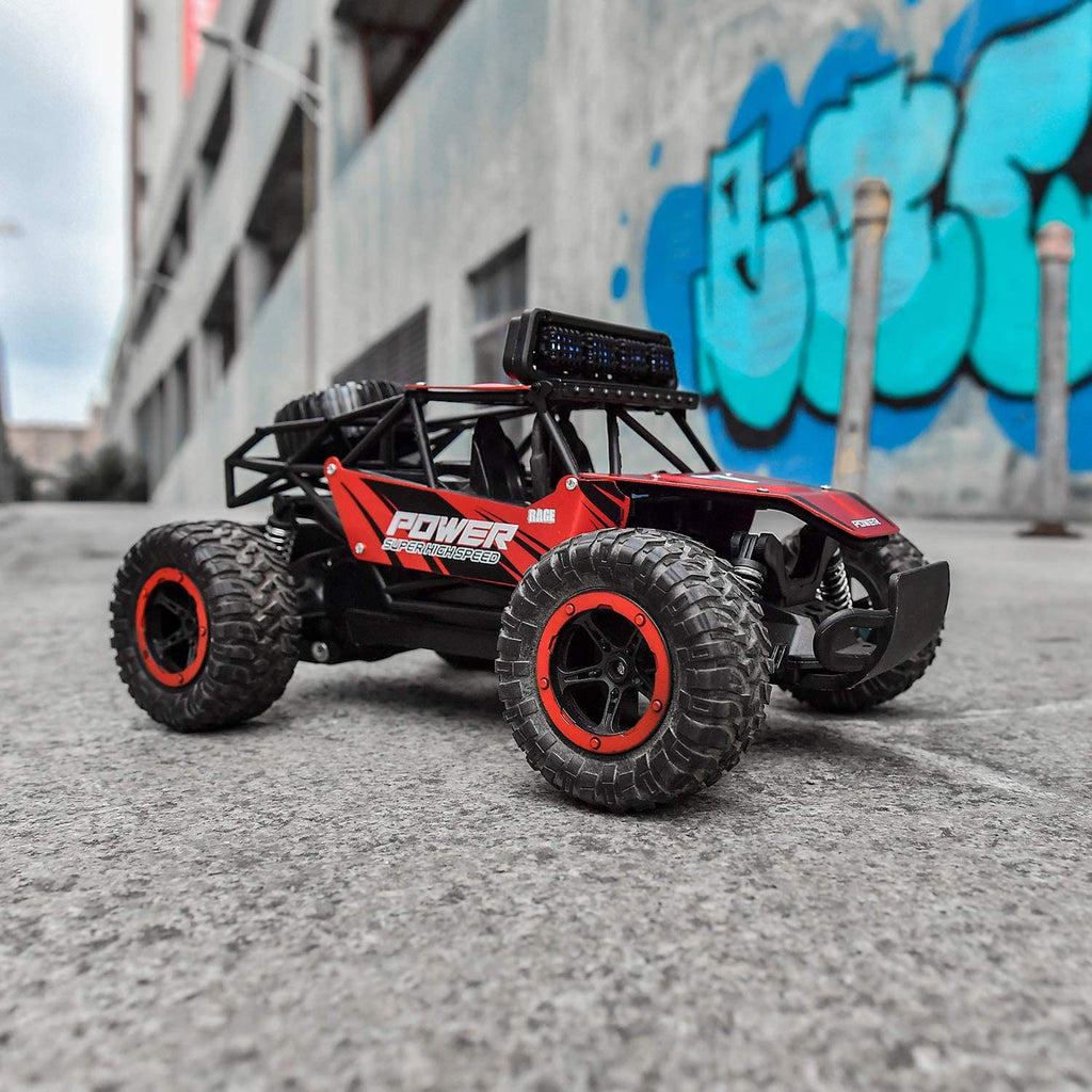 Power 7 Remote Control 2WD High Speed Truck Crawler