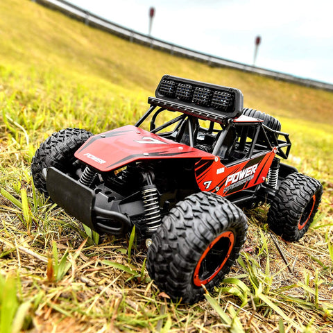 Image of Power 7 Remote Control 2WD High Speed Truck Crawler