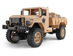 4WD Off-Road Military Based Transport Truck