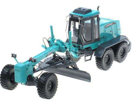 1: 35 Alloy Slide Toy Tractor Toys