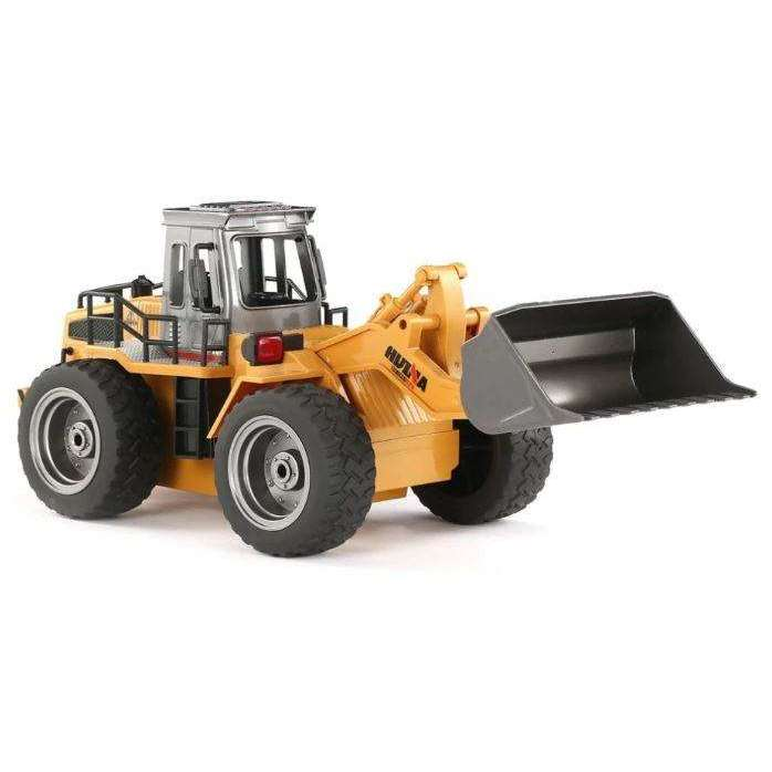 RC Metal Construction Bulldozer