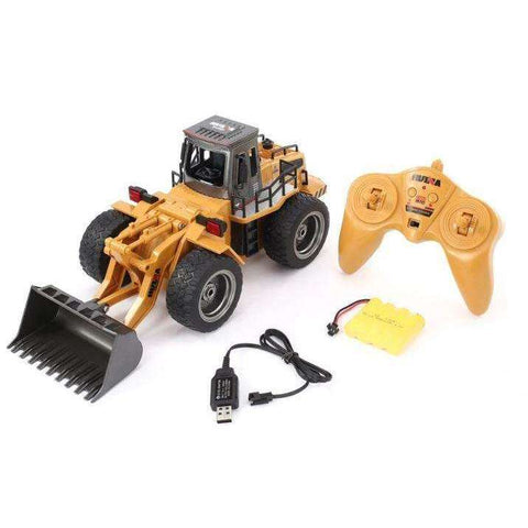 Image of RC Metal Construction Bulldozer