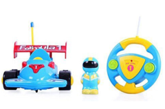 Image of Kids Cartoon Radio Control Race Car