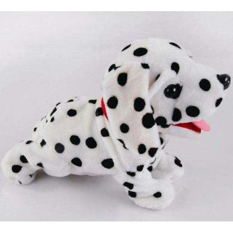 Puppy Interactive Funny Robot Dog Plush