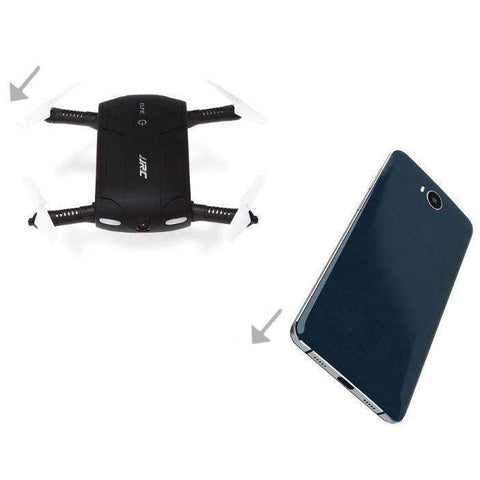 Mini H37 Upgraded Quadcopter RC Selfie Drone