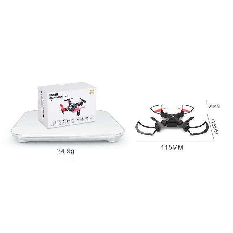 Foldable Hovering (Beginners) Quadcopter Drone