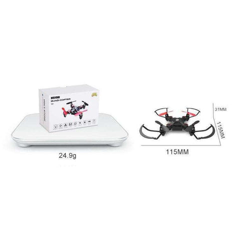 Image of Foldable Hovering (Beginners) Quadcopter Drone