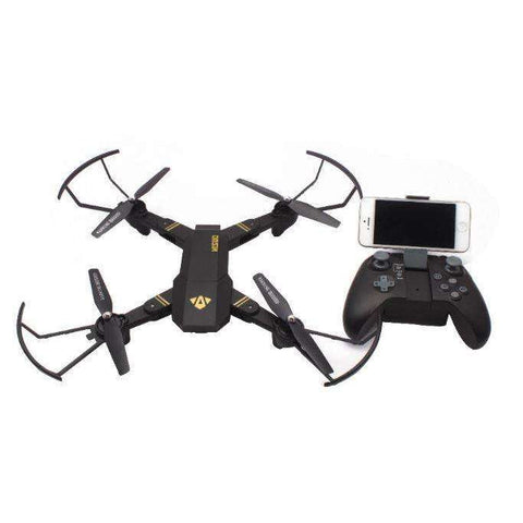 Image of Mini Foldable Selfie Quadcopter Drone