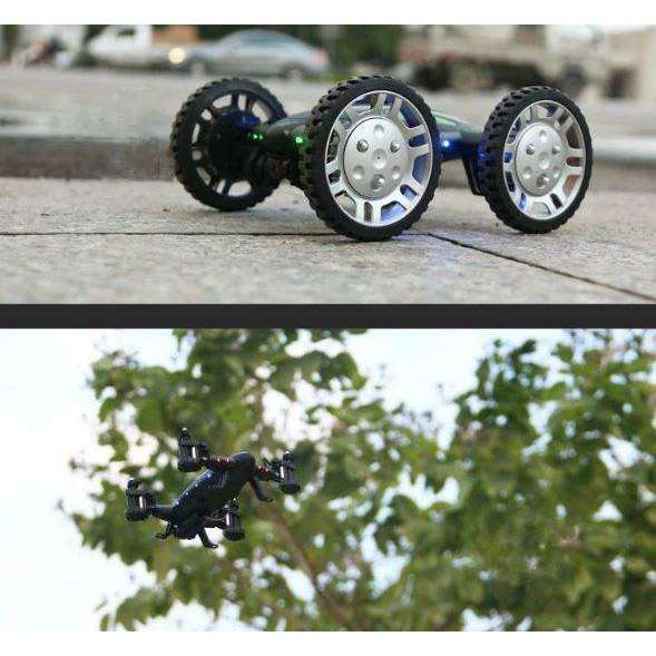 Super Air-Road 2 in 1 RC Car And Drone