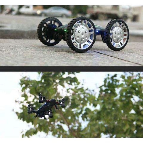 Image of Super Air-Road 2 in 1 RC Car And Drone