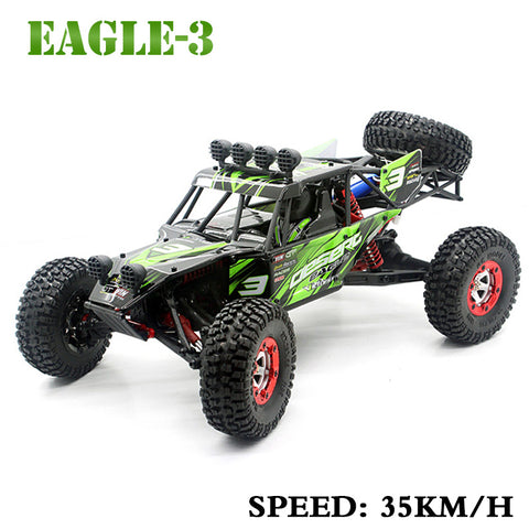 Image of Radio Control FY-03 4WD Desert SUV Buggy