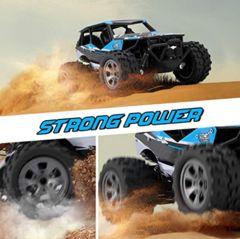 Image of Remote Control High-Speed 2WD FITMAKER Jeep