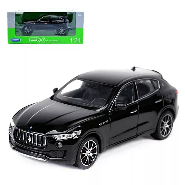 Diecast Model Maserati Levante SUV Replica