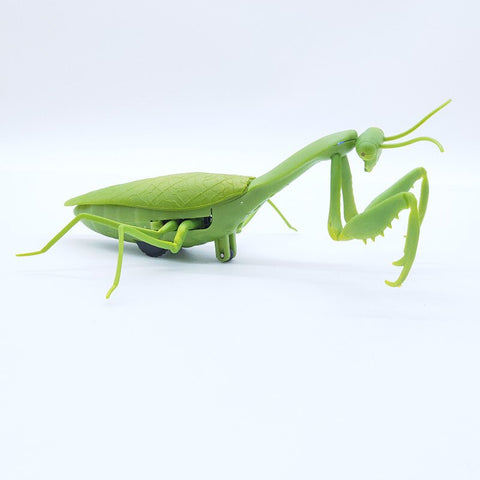 Image of Infrared Remote Control insects RC animals mantis Trick Terrifying Mischief Toys For Kids