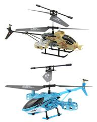 Racing Light-Up Helicopter Drone