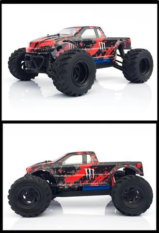 Rampage BigFoot Monster Off Road RC