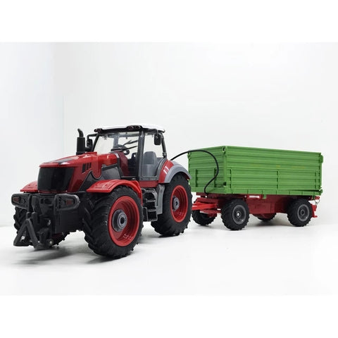 Image of RC Farmer Tractor Dumptruck