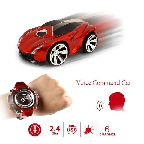 Image of Voice Activated Radio Control Car