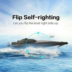 Image of High Speed (Bullet) Remote Control Speedboat
