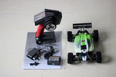 Upgraded 4WD High Speed Flash 4WD RC Buggy
