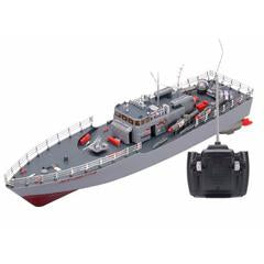 High-Powered RC Missile Destroyer
