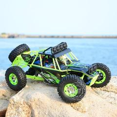 Electric 4WD Swift Speed RC Off Road Car