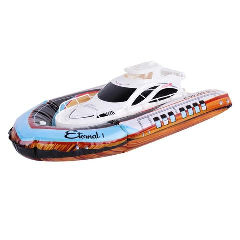 Inflatable High Speed RC Boat