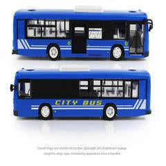 Image of Electric City RC Bus Model