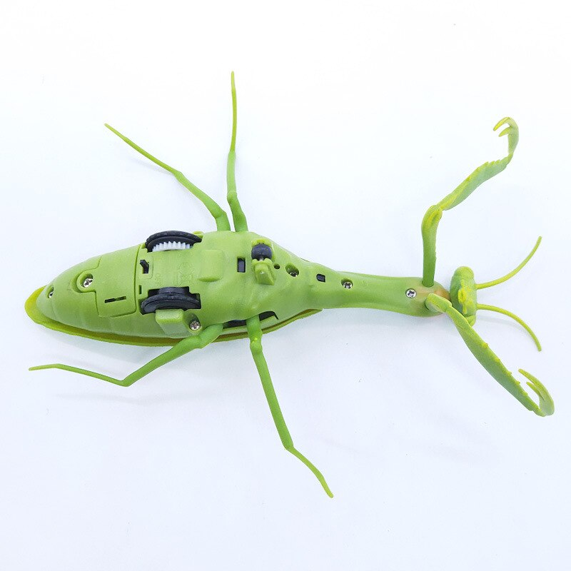 Infrared Remote Control insects RC animals mantis Trick Terrifying Mischief Toys For Kids