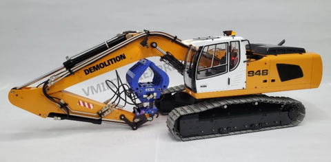 Image of 1/14 RC Hydraulic 946 Excavator