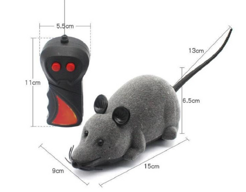 Cat Toy RC Edition: Electric Mouse