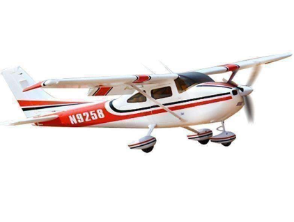 Image of Aeromodel Cessna 182 RC Model Plane