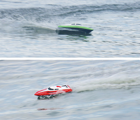 Image of Syma Q2 2CH Remote Controlled Speedboat