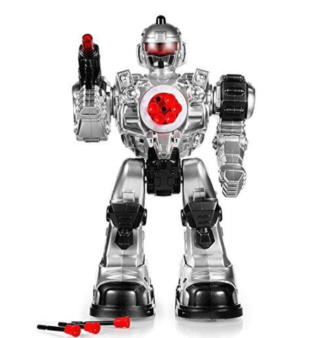 Remote Control Kids Super Robot Toy