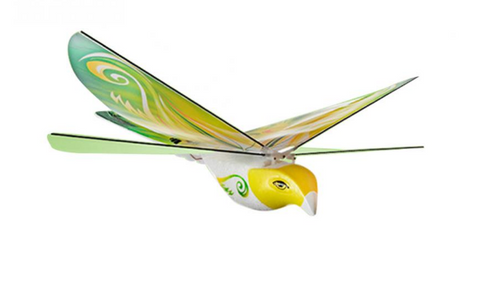 Image of Town Flying Blue Bird Remote Control Bird