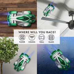 Gravity Defying Wall Climber Toycar