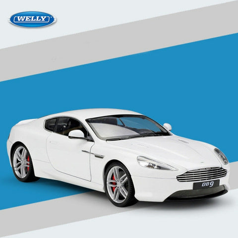 Image of Diecast Aston Martin DB9 Model Sports Car