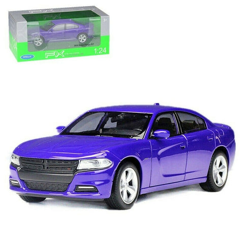 Image of 2016 Diecast Model Dodge Charger Sports Car