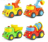 Mini Construction Pullback Children's Toy